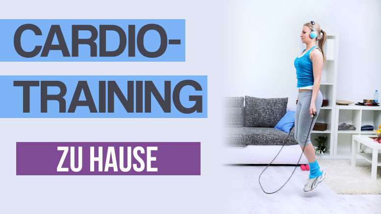 Cardio-Training zu Hause