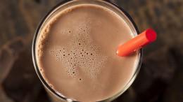 Schokokuchen-Shake: Nie wieder Heißhunger auf Schokolade