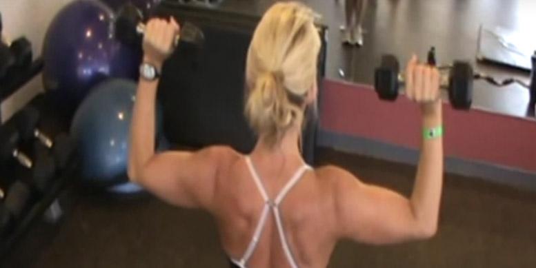 Seitliche Schulter - die besten Übungen | Uebungen.ws
