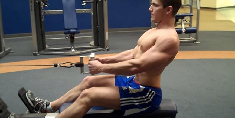 Außergewöhnlich Rücken - die besten Übungen | Uebungen.ws #TA_93