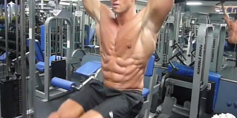 bauch trainingsplan mann