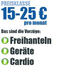 Preisklasse 15-25 Euro