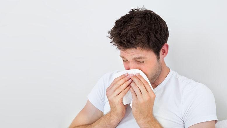 Training trotz Erkältung und Grippe