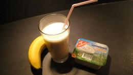 Bananen-Vanille-Shake