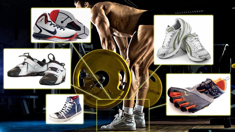 4bf575c3de4efd Die richtigen Schuhe für Fitness und Bodybuilding - Uebungen.ws
