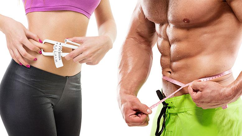 Körperfettanteil messen: Die besten Methoden