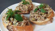 Thunfisch-Auberginen-Aufstrich