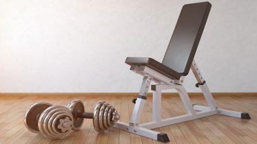 Günstiges Homegym: Zuhause effektiv Muskeln aufbauen